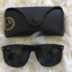 Authentic polarized ray bans